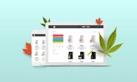 Looks Like Shopify Want To Be The Go To E-Commerce Solution For Pot Shopping