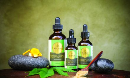 Hawaiian Turmeric Hemp Tincture