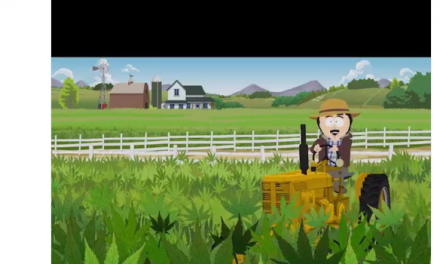South Park: Randy Gets Into Weed / Hemp Farming – About Time Too !