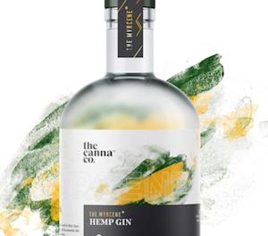 This Weeks' Elixir is…….. Cannabis Gin