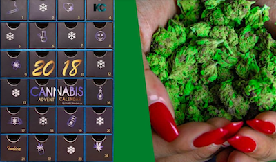 Once In Royal Stoner's City.. A Bud A Day Advent Calendar