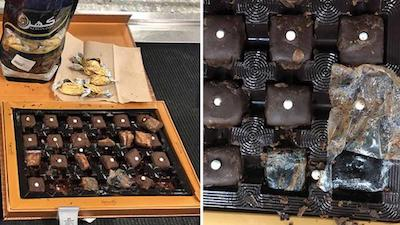 Iranian Woman Tries To Smuggle Hash Laced Choccies Into Washington Dulles International Airport