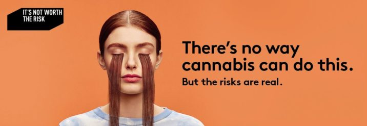 The Quebec Govt's Strange Cannabis Warning Ad