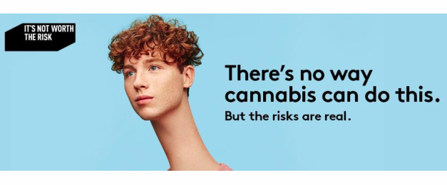 More Images From Quebec's Weird Public Health Ad Campaign About Weed
