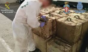 Another Huge Hash Raid In Southern Spain