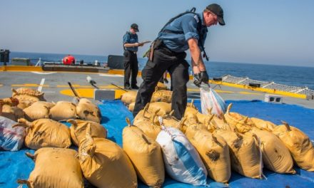 Canadian Navy frigate makes fourth drug bust since departing Vancouver Island
