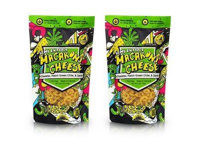 Its Arrived  Hemp Mac'n'Cheese !!