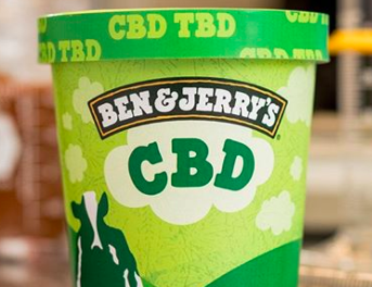 Ben & Jerry's To Release A CBD Infused Ice Cream