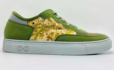 Weed Sneakers Are Here