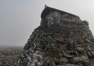 UK: Ben Nevis Hut Popular Spot For Weed Smokers