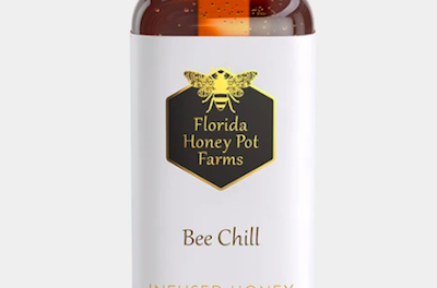 Florida Honey Pot Farms Introduces CBD Terpenes-Infused Honey