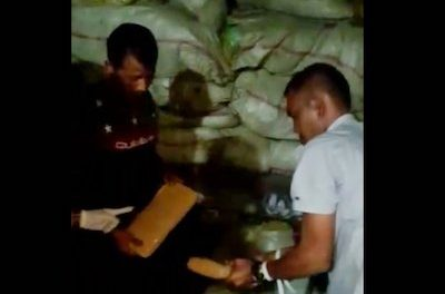 Traffickers with 250-kg hashish arrested in North Jakarta