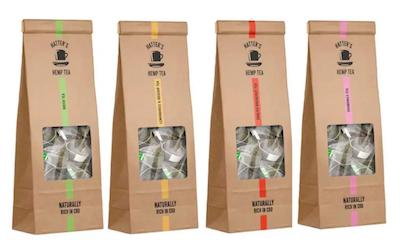 Hatter's Hemp Tea releases CBD-infused tea across UK