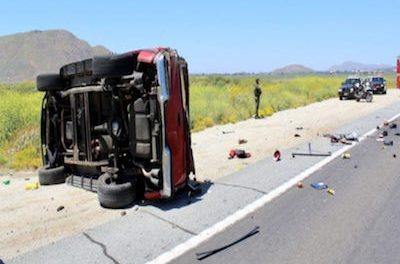 A Young Teen Died In A Marijuana-Related DUI Crash Says California Highway Patrol