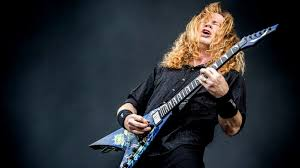 Breaking.. non breaking news. Megadeath Dude Uses Weed