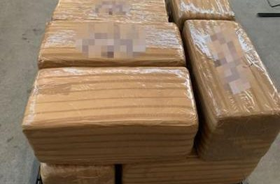 Instead of limes, California border officers find 5.5 tons of marijuana