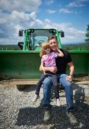 Pitchman Anthony Sullivan builds a hemp farm, inspired by daughter