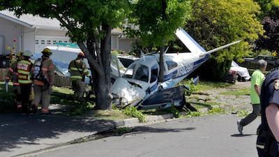 Oregon: Crashed Pot Plane Passenger Heads To Court