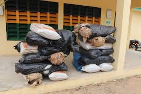 Police Recover 22 Bags of Indian Hemp from Abuja Gas Plant