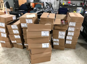 Three arrested after Fox Crossing police uncover hundreds of pounds of marijuana, over $100,000 in cash