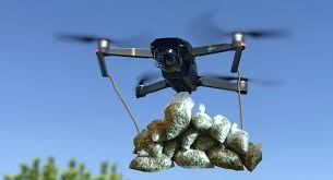 Nebraska man gets two years in prison after pot-filled drone misses the mark