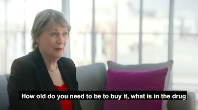 Former NZ PM Helen Clark sits down to talk about Cannabis Legalisation and Control