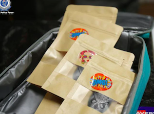 Australia: Cannabis lollies and baked goods seized in drug bust targeting online marketplace