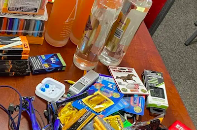 Orange Beach Police arrest Texas travelers on marijuana, controlled substance charges