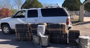 Rio Grande Valley Border Patrol Seizes Nearly $1 Million Worth of Marijuana