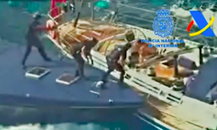 30 tons of hash seized from luxury yachts