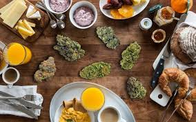How to Taste & Pair Food with Cannabis
