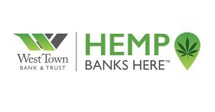 West Town Bank & Trust Announce Appointment Of Hemp Banking Executive