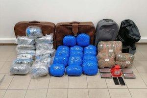 Albanian Drug Trafficking Couple Arrested