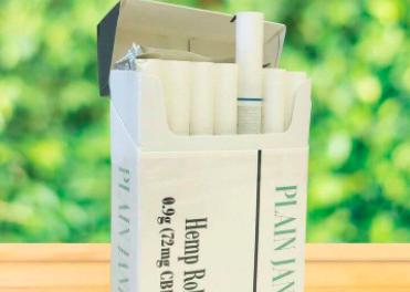 Plain Jane Expands CBD Hemp Cigarettes Line