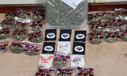 Ireland: Cash and cannabis seized in Arklow
