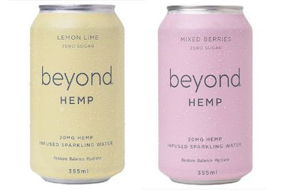 Australia's first hemp-infused sparkling water launches