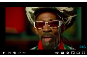 Bunny Wailer (of The Wailers) Tribute Video