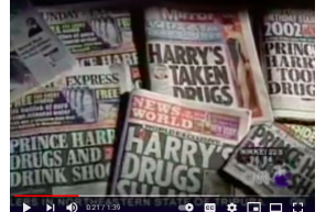 News Flashback: Britain's Prince Harry Did Drugs, Got Drunk (CNN)