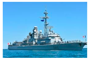 French frigate seizes 3 tons of hash in the Arabian Sea