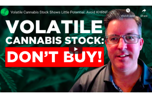 Video: Khiron Life's Grim Future: Avoid This Cannabis Stock Says Money & Markets Website