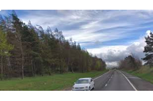 Scotland – Police find £160k cannabis in Audi on M74 as two men arrested