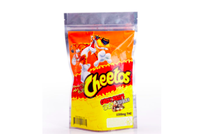 Flaming Hot THC Cheetos  Are Now A Thing !