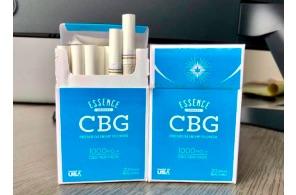 Essence Smokes Introduces World's First CBG Cigarettes to International Market