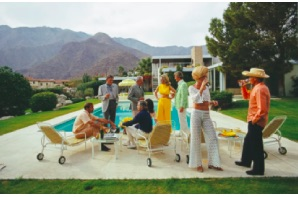 Hype Williams Reimagines Slim Aarons' Poolside Socialites for Jay-Z's Cannabis Line