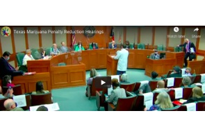 Texas Marijuana Penalty Reduction Hearings