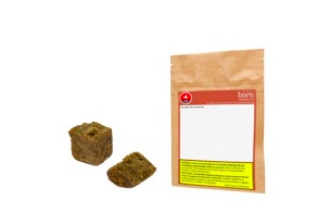 Simply Bare Organic Launches Canada's First Organic Pressed Hashish