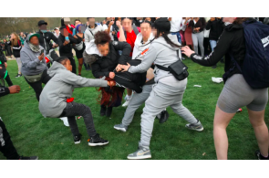 Only In London 420 Celebration Ends In Stabbing ….