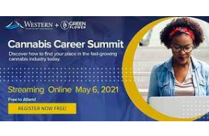 Green Flower announces  Free Online Washington Cannabis Career Summit to help people learn about employment opportunities in the cannabis industry