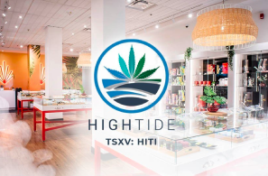 High Tide Acquires One Of The Original Ontario Licensed Cannabis Retail Stores