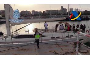 Mallorca: British yachts caught in hashish trafficking operation